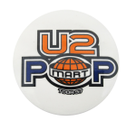 U2 PopMart Tour Music Button Museum