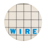 Wire Music Button Museum