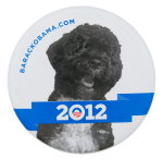 Bo Obama Political Button Musuem