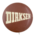 Dirksen Political Button Museum