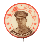 General MacArthur Political Button Museum