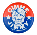 Gimme Jimmy Political Button Museum