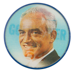 Goldwater in '64 Flasher Political Button Museum