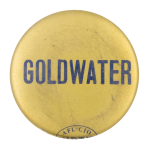 Goldwater Political Button Museum