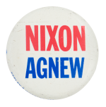 Nixon Agnew Political Button Museum