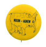Nixon - Agnew Political Button Museum
