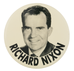 Richard Nixon Political Button Museum