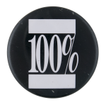 100 Percent Social Lubricators Button Museum