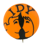 IDY Social Lubricators Button Museum