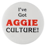 Aggie Culture Club Button Museum