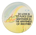 Happiness of Another Social Lubricators Button Museum