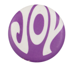 Joy Social Lubricators Button Museum
