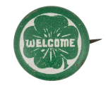 Welcome Social Lubricators Button Museum