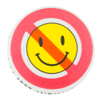 No Smileys Smileys Button Museum