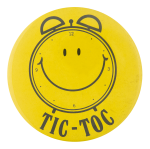 Tic Toc Smileys Button Museum