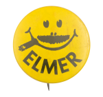 Elmer Mustache Smiley Smileys Button Museum