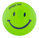 Jetsgo Airline Smileys Button Museum