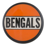 Bengals Sports Button Museum