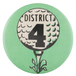 District 4 Sports Button Museum