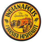 Hoosier Hospitality Sports Button Museum