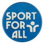 Sport For All Sports Button Museum