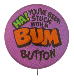 Bum Button Self Referential Button Museum