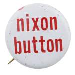 Nixon Button Referential Button Museum