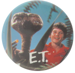 E.T. and Elliott Entertainment Button Museum