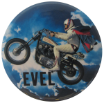 Evel Knievel Entertainment Button Museum