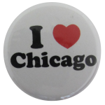 I Heart Chicago Chicago Button Museum