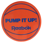 Pump It Up! Reebok Advertising Button Museum