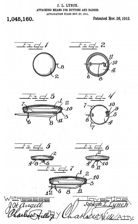 J.L. Lynch Patent